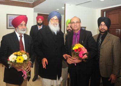 CM Punjab India