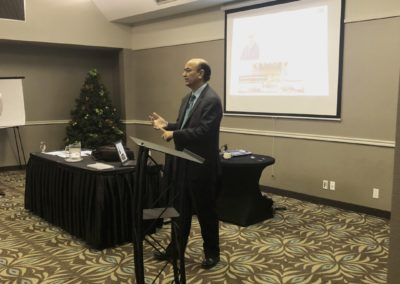 Capri CMW Opening Speech - Jan 2019