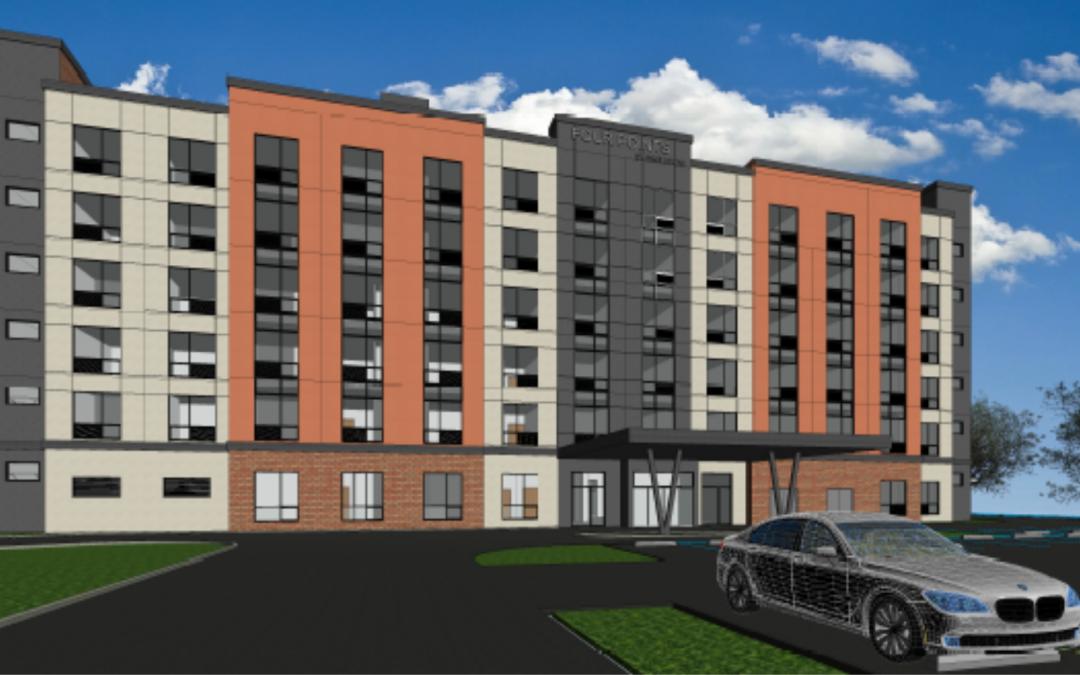 New Hotel Build in Penticton, BC
