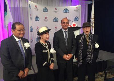 Toshio Motoya, President of APA Group