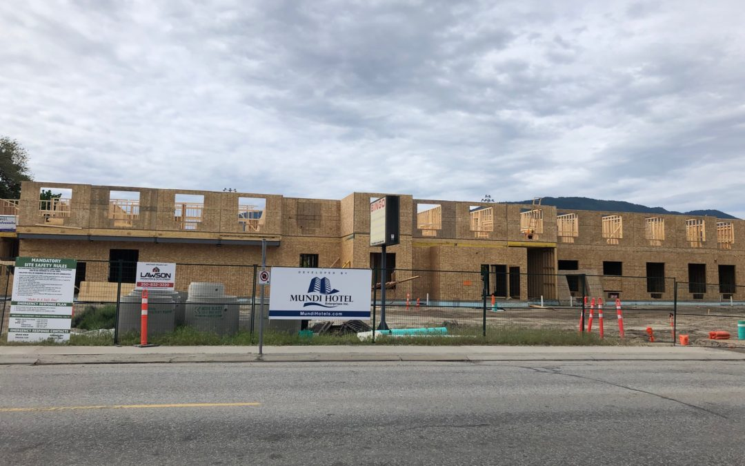 Penticton Project Update
