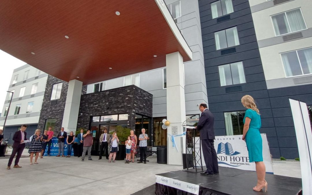 Fairfield Inn & Suites by Marriott Penticton Grand Opening