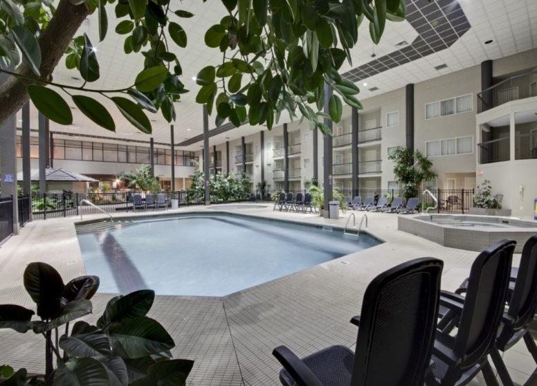 Coast Kamloops Hotel & Conference Centre. Photo By: Greg Eymundson / Insight-Photography.com