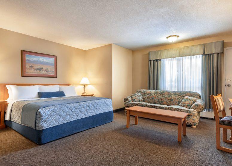 Travelodge Edson - 1 K Bed - 1450251