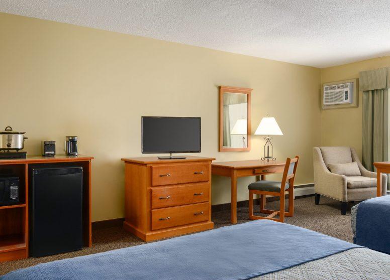 Travelodge Edson - 2 Q Beds - 1450287